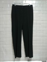 Women's Anne Taylor Black Size 6 Curvy Dress Pants - $9.45