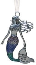 3.5 Inch Zinc Mermazing Mermaid Ornament- Daughter - $6.86