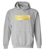 CC Bryson Tiller Trapsoul Hoodie Sport Grey (Gold Print) - $29.99