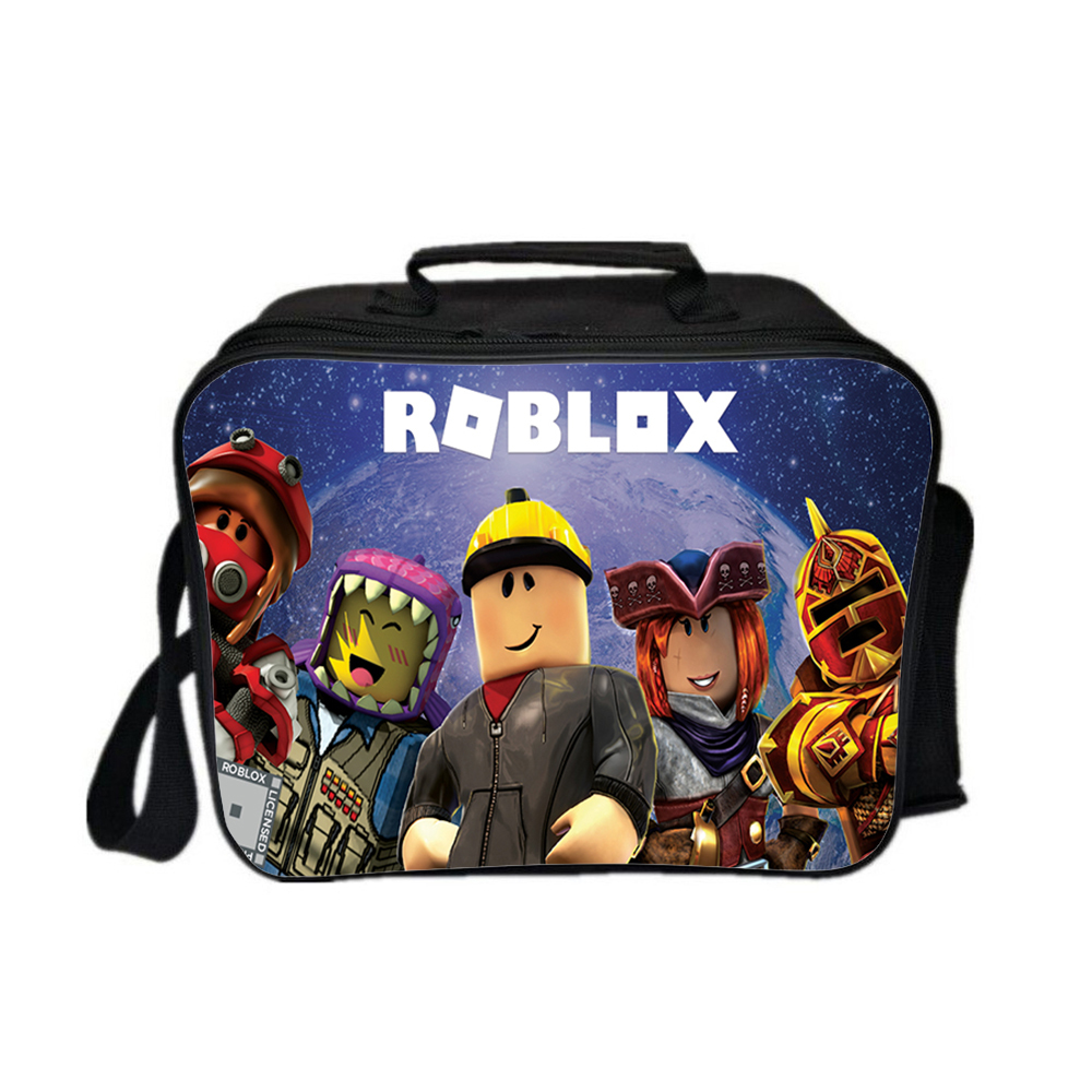 WM Roblox Lunch Box Lunch Bag Kid Adult and 50 similar items