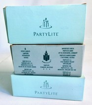Vtg PARTYLITE Votive & Tealight Candles Lot of 24 - Country Apple Myster... - $37.37