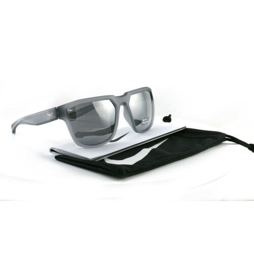 5bf856134ab7 Nike Fly Men's Sunglasses EV0927 060 Gray 57 18 150 Silver Flash Lens -  $55.00