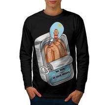 The Taste Of Dreams Tee Funny Men Long Sleeve T-shirt - $14.99