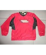 Boston College Eagles Polyester SEWN Pullover V NECK Reebok NCAA Jacket ... - $25.73