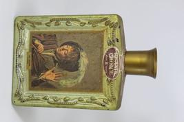Vintage Jim Beam Decanter Boy Holding Flute Frans Hals - Bourbon Whiskey... - $21.77