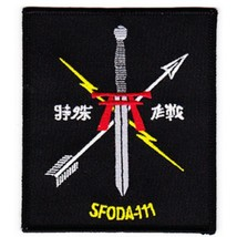 US Army Co A 1st Battalion 1st SF Group Operational Det Alpha SFG ODA-11... - $11.87