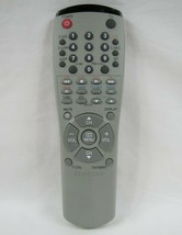 Samsung 00141D *Missing Battery Cover* Tv Remote CT29M6P, CL29A5P, TXL2791FX - $6.89