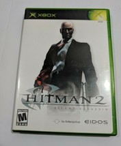 Hitman 2 Silent Assassin XBOX Video Game with instructions  - $13.64