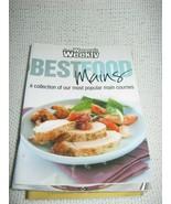 Australian Womens Weekly Best Food Mains - $4.14