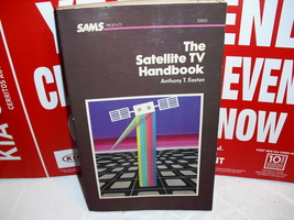 the  satellite  tv  handbook - $5.99