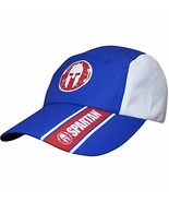 Headsweats Performance Race Hat, Spartan Red White & Blue, One Size - $32.11