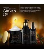 gorgeous 3 Pc Premium Hair Repair Set Argan Oil Shampoo mask Hair Protec... - $83.79