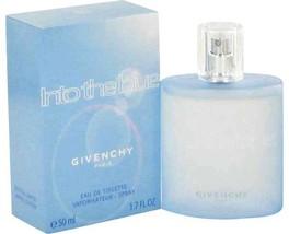 Givenchy Into The Blue 1.7 Oz Eau De Toilette Spray image 2