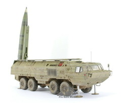Soviet SS-23 Spider Tactical Ballistic Missile 1:35 Pro Built Model - $494.01