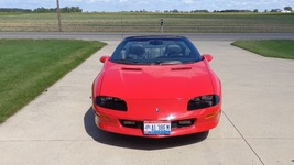 1995 Chevrolet Camaro Z28 For Sale In Dublin, OH 43016 image 2
