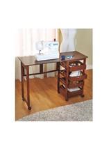 Desk Folding Office Furniture Table Foldable Wo... - $79.09