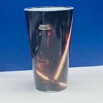 Star Wars drinking glass mug cup Kylo Ren stormtrooper disney sith tie f... - $16.35