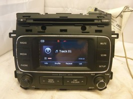 14 15 16  Kia Forte Radio Cd MP3 Player Bluetooth 96180-A7290WK AFW20 - $66.08