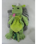 Happy Nappers Dragon Stuffed Pillow Cuddle Toy  - $7.42