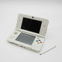 New Nintendo 3DS White [Manufacturer discontinued] 3DS White From JapanJ16 - $144.58