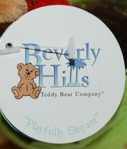 Beverly Hills Brand Playfully Elegant Brown Color Congratulations Cupcake Bear image 8