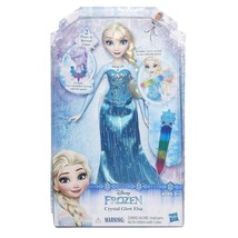 Disney Frozen Crystal Glow Elsa Doll - $24.99