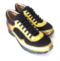 S-1009542 New Chanel Multi-color Sneakers Shoes Size US-8 Marked 38 - $799.99
