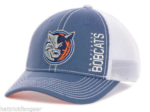 Charlotte Bobcats adidas MZA09 NBA and 50 similar items 02c75c0e30f6
