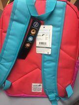 "BRAND NEW! Yoobi 17"" Standard Laptop Backpack - Coral Color image 3"