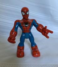 """2004 Toy Biz Marvel Spider-Man Figure 6"""" Spider-Man & Friends - $12.19"""