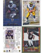2000 Super Bowl Spieler Party Set Randy Moos Kurt Warner Edgerrin James ... - $14.99