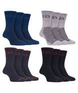 Storm Bloc - 3 Pack Mens Breathable Cushioned Cotton Summer Work Hiking ... - $14.99