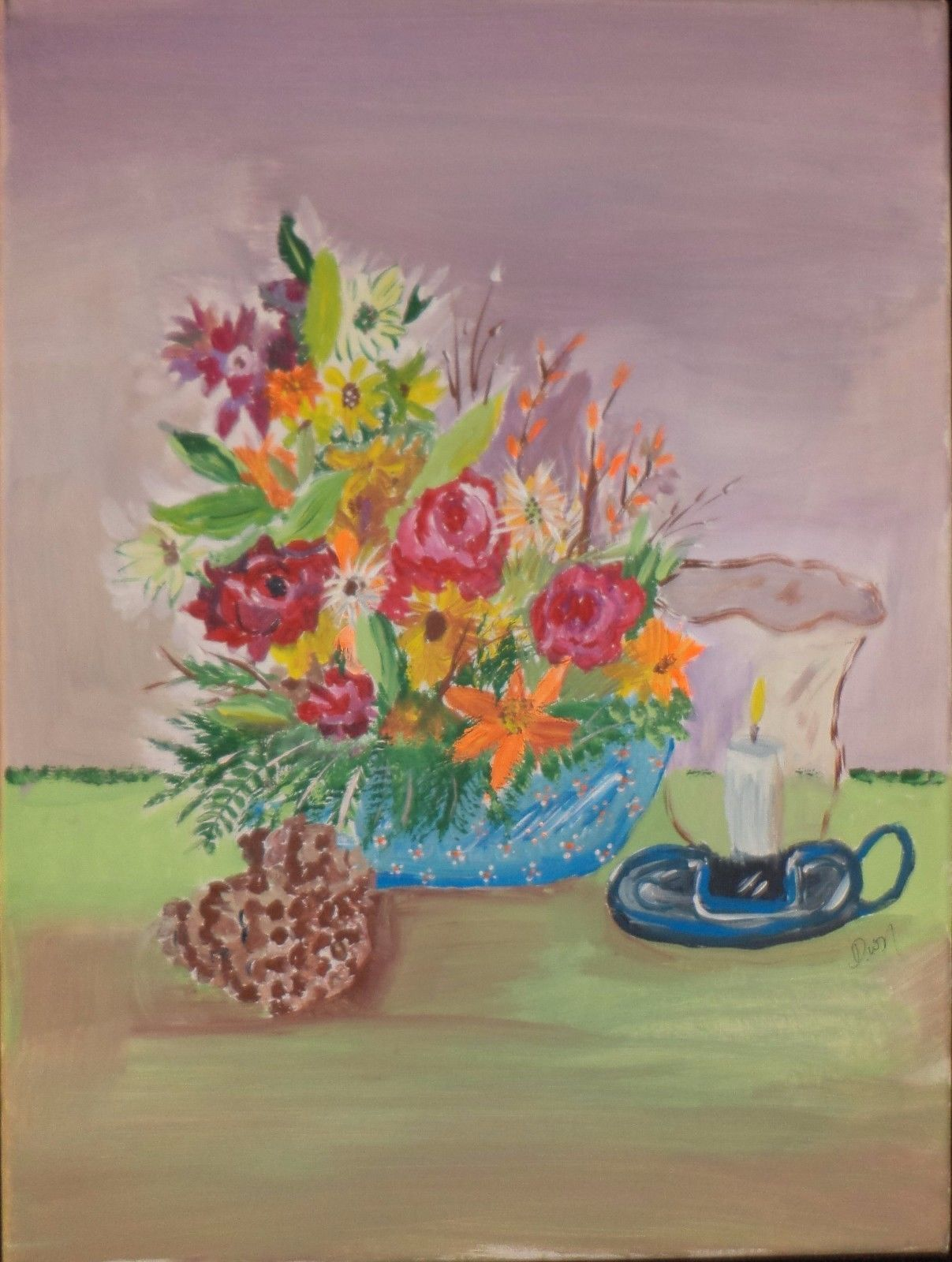 Beautiful flowers painting and 50 similar items beautiful flowers painting izmirmasajfo