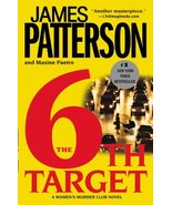 The 6th Target (Women's Murder Club) [Paperback] Patterson, James and Pa... - $4.12