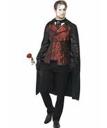 "Dark Opera Masquerade Costume, Chest 38""-40"", Halloween Fancy Dress - $44.27"