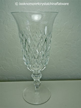 Waterford Crosshaven Iced Tea Beverage Glass - $95.03