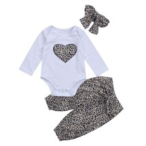 Pudcoco Kids Girl Clothes Autumn Fall Outfit Newborn Infant Baby Children Clothi - $12.39