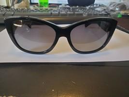 NEW Ralph Lauren Cat Eye Black Polarized RA5190 1377/T3 PERFECT Sunglasses - $40.59