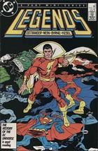 DC LEGENDS (1986 Series) #5 VF - $1.29