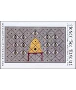 Honey Bee Reverie cross stitch chart Artful Offerings  - $9.00