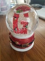 """G"" Snowglobe Christmas upc 719283207135 - $35.16"