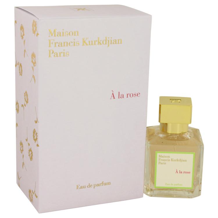 Maison francis kurkdjian a la rose perfume