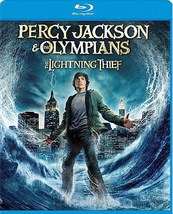 Percy Jackson & the Olympians: The Lightning Thief (Blu-ray/DVD, 2010)