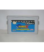 Nintendo Gameboy Advance Video - SONIC X - A SUPER SONIC HERO (Cartridge... - $12.00