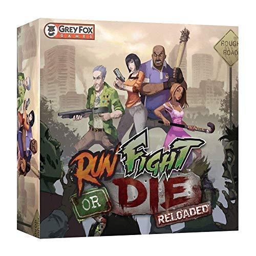 Primary image for Grey Fox Games Run Fight or Die: Reloaded Board Game