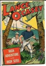 Lance O'Casey #4 1947-Fawcett-Whiz Comics Hero-VF+ - $181.88