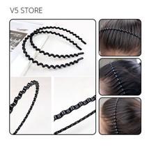Metal Hair Clip Tooth Wave Fashion Head Buckle Women's Beauty Hair Styli... - €4,43 EUR