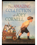 The Amazing Collection Of Joey Cornell; A Children's Picture Book  - $9.99