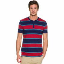 Vans Richfield Tee Camiseta Superior Hombre M Med Off The Wall Vestido Azul Rojo - $22.98