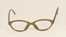 Fossil DIANA Dark Gray Plastic Eyeglass Frames Designer Style Rx Eyewear - $9.12